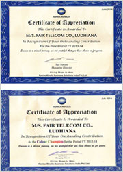 Fair Telecom co. ludhiana punjab india - konica minolta dealers distributors in ludhaina punjab